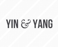 Yin & Yang Theme