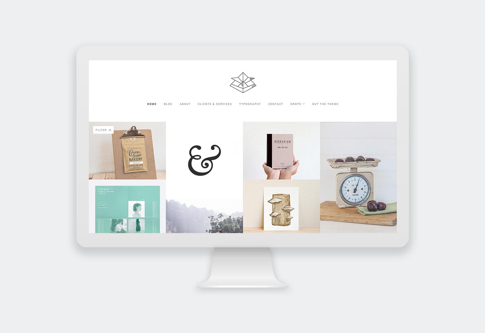 Kabuto WordPress Theme